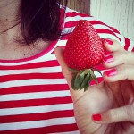 We dont have to be ordinary inspiration strawberries stripes mondayhellip