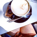 B I G cappuccino please cappuccino soycappuccino breakfastofchampions breakfast coffeetimehellip