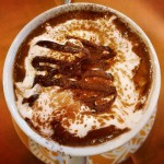 no boring breakfast please   hotchocolate choosehappiness comfortfood foodhellip