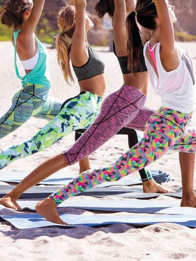 Yoga everydamn day! [http://teenshealthandfitness.tumblr.com/]
