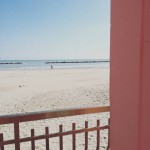 Take me on long walks  pink beach relax darlingweekendhellip