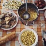On a Abruzzo diet tortellini  polpette light couple abruzzohellip