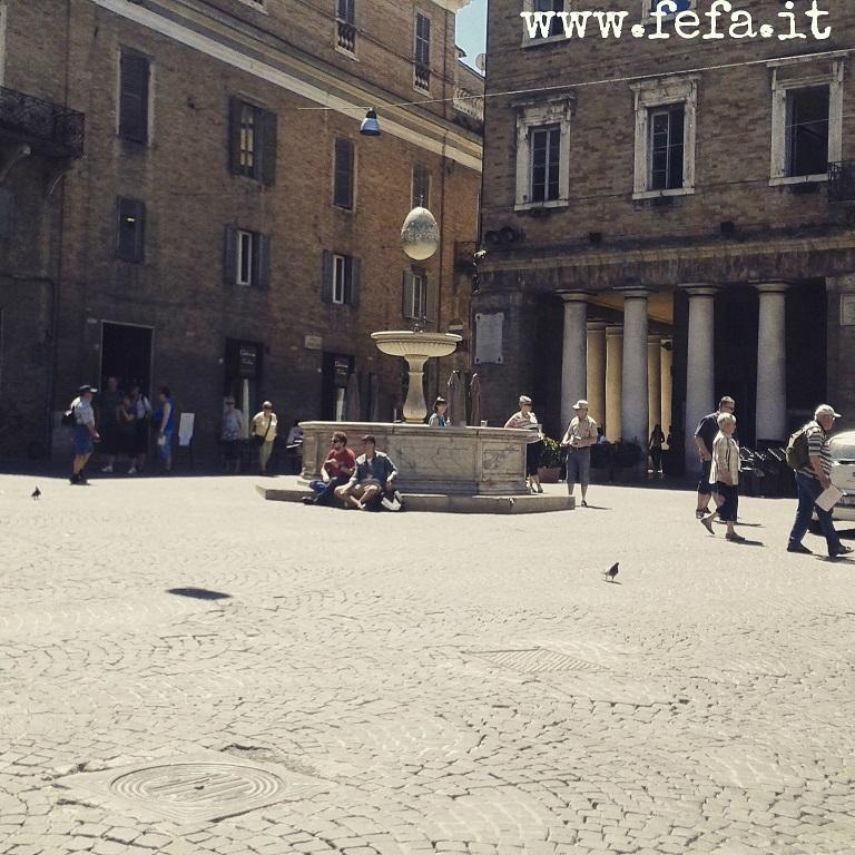 Piazza della Repubblica - Urbino