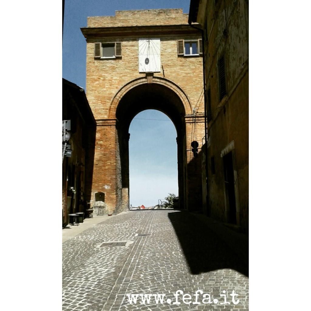 Porta Santa Lucia - Urbino