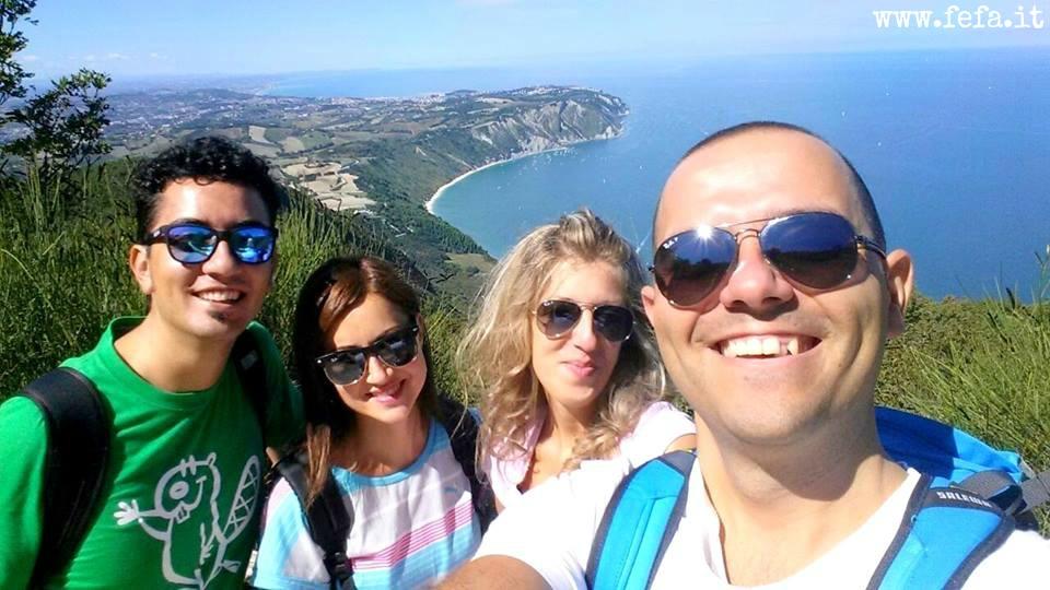 Escursione nella Riviera del Conero